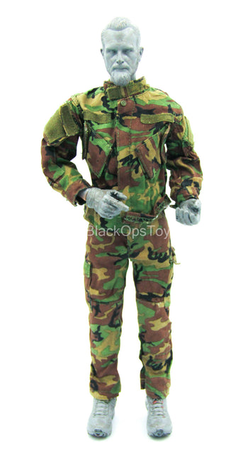 SOCOM Commander Specter - Woodland Combat Uniform Set