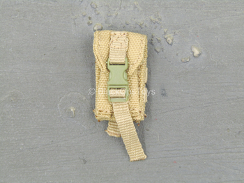 Special Combat Sniper - Tan MOLLE Frag Grenade Pouch