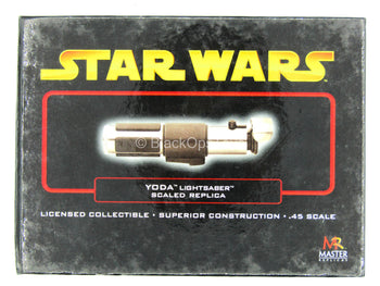 .45 scale - Yoda's Light Saber - MINT IN BOX