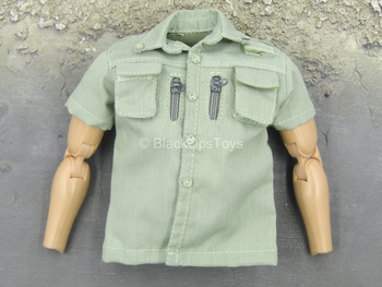 Private Military Contractor - Green PMC Concealment Shirt