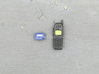 Hong Kong Police - RCU - Black Phone
