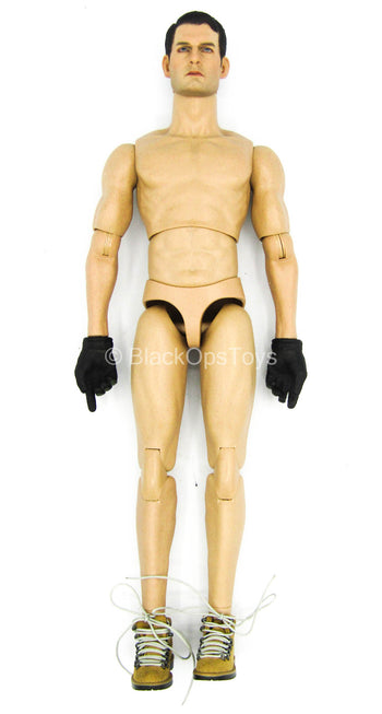 British - Street MPS - Male Body w/Head Sculpt Set