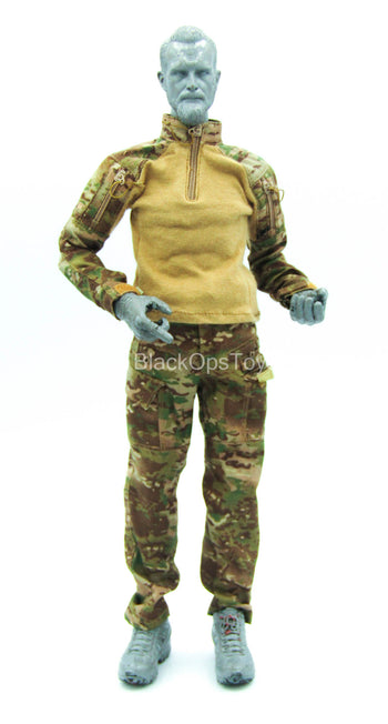 DEA SRT Agent El Paso - Multicam Uniform Set