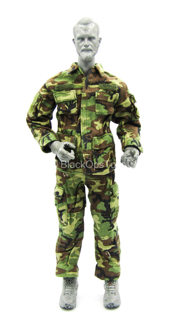 U.S. Army Rangers - Woodland Combat Uniform Set
