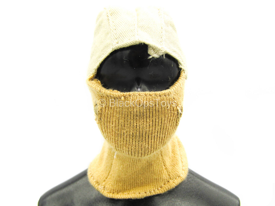 Night Stalkers Pilot - Tan Balaclava