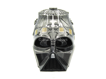 Star Wars - Darth Vader - Black Face Mask w/Exposed Top