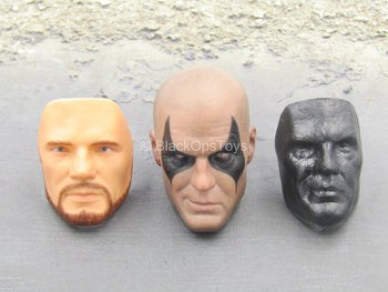 GI JOE - Zartan - Male Head Sculpt w/Removable Face