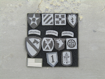 US Army Rifleman UCP - Patch Set (Type 2)