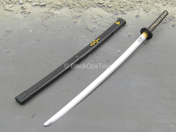 Kill Bill - The Bride - Katana w/Black Sheath