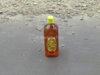 Brown Alcohol Bottle