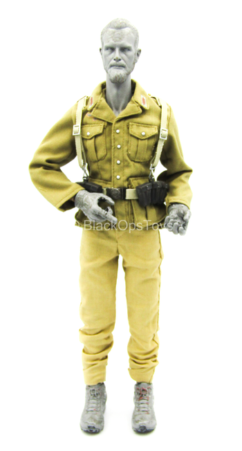 Indiana Jones In German Disguise - Military Uniform Set