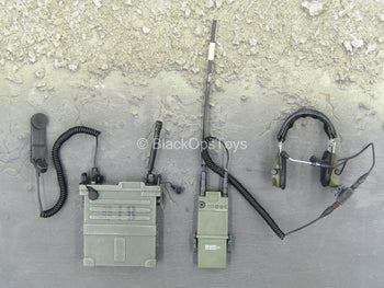 USAF - TACP - OD Green Communications Set
