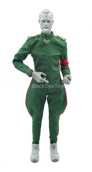 Captain America - Red Skull - Green & Red Hydra Jumpsuit