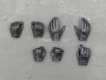 Catlady - Black Gloved Hand Set