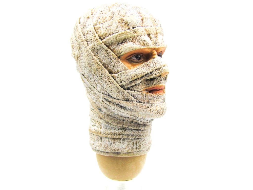 "Nightmare Series - Male ""Bandaged"" Head Sculpt"