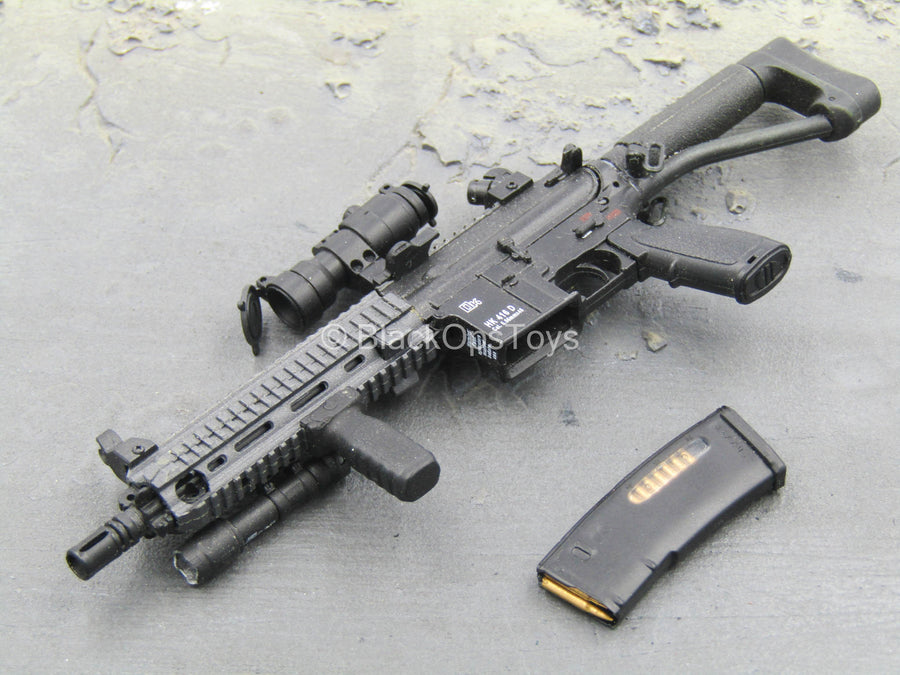 Sully Custom - Black HK 416 w/Accessory Set