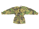WWII - German Radio Operator - Pea Pattern Parka Jacket