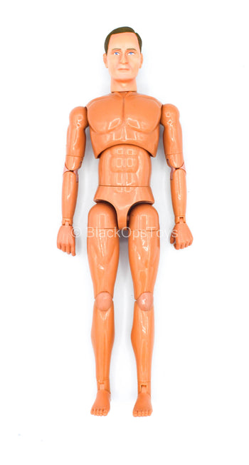 Emergency Service Unit - Male Base Body w/Head Sculpt