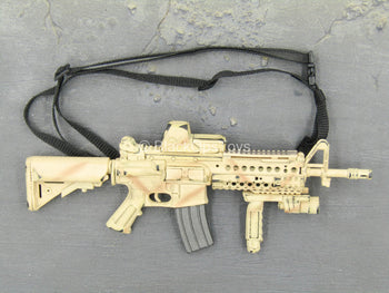 USAF - TACP - Desert Camo M4 Rifle w/Accessory Set