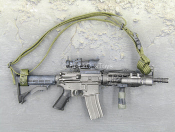Sully Custom - Black M4 Rifle w/Accessory Set