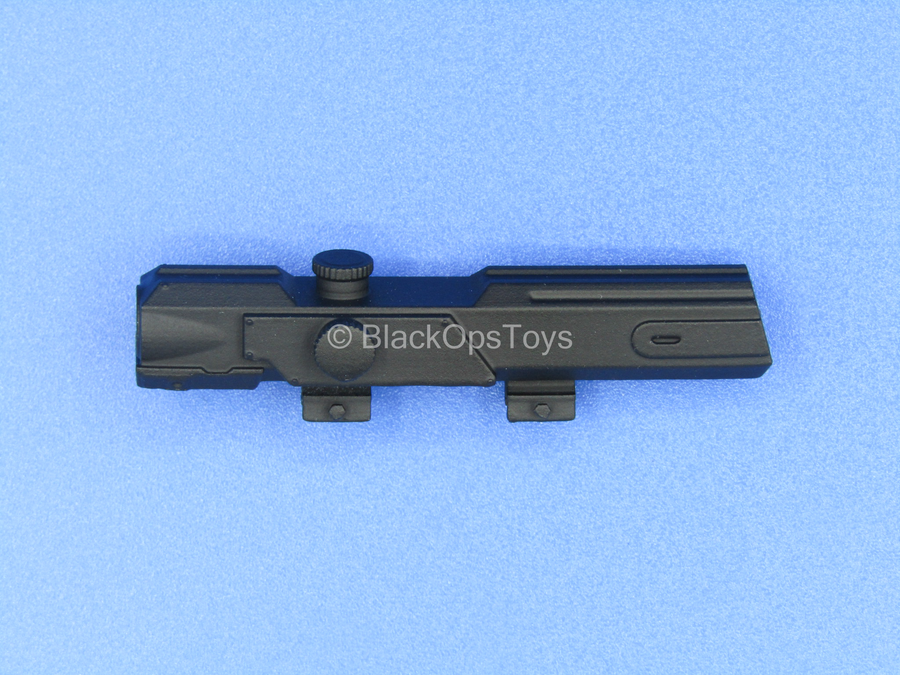 Custom - Black Scope w/Red Lens