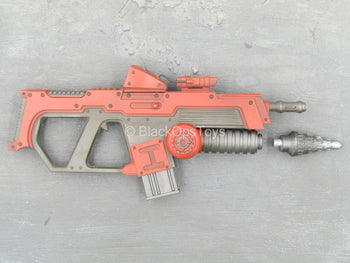 Apexplorers - T-Rex - Red Laser Guided Rifle w/Drill