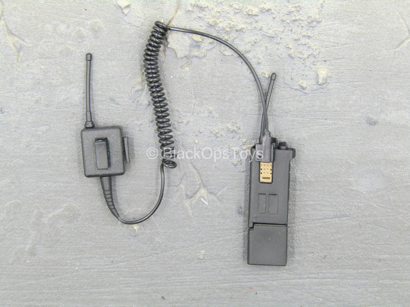 U.S. Marine Gear Set - Black Radio w/Intercom