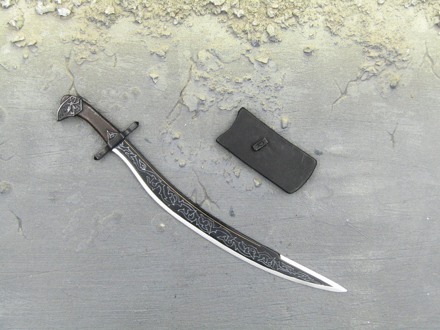 Prince of Persia Prince Left Handed Sword w/Holster