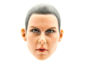 Police - Female Head Sculpt