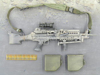 US Army Ranger - M249 SAW Light Machine Gun