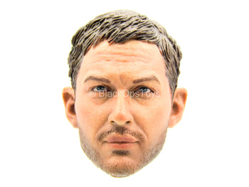 Police - Male Head Sculpt