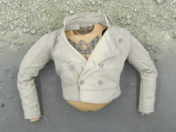 Sweeney Todd - Light Gray Jacket