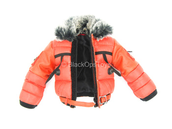 Tough Apexplorers - Adam - Orange Snow Jacket