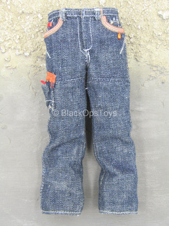 Tough Apexplorers - Adam - Denim Like Jeans w/Large Waist