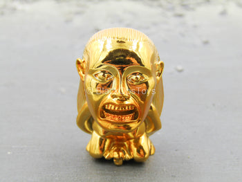 Indiana Jones ROTLA - Electroplated Golden Fertility Idol