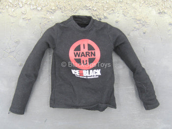 Tough Apexplorers - Adam - Black Long Sleeve Sweater