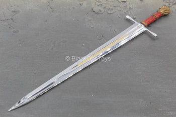 Narnia - Peter's Christmas Gift - Metal Sword w/Hilt Detail
