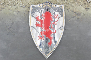 Narnia - Peter's Christmas Gift - Metal Shield w/Lion Detail