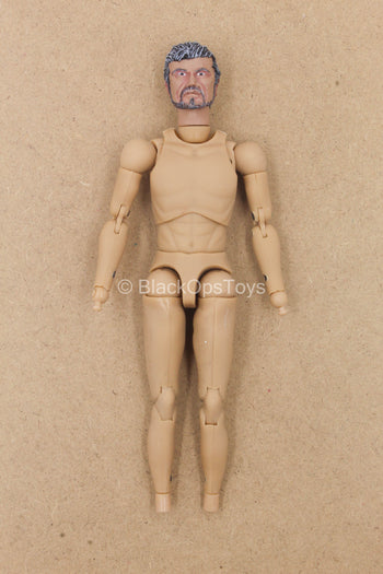 1/12 - Iron Mask - Maxwell - Male Base Body w/Head Sculpt
