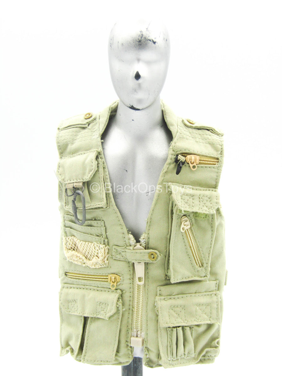 DEVGRU NWD Group - Tan PMC Tactical Vest