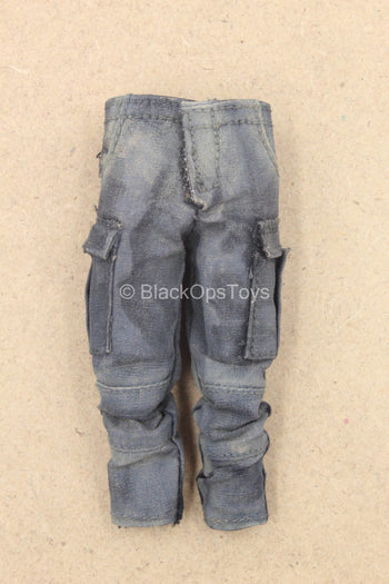 1/12 - Iron Mask - Maxwell - Weathered Black Pants