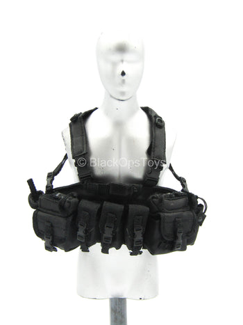 US Navy SWG-4 - Black Chest Rig