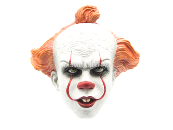Pennywise - Male Clown Head Sculpt
