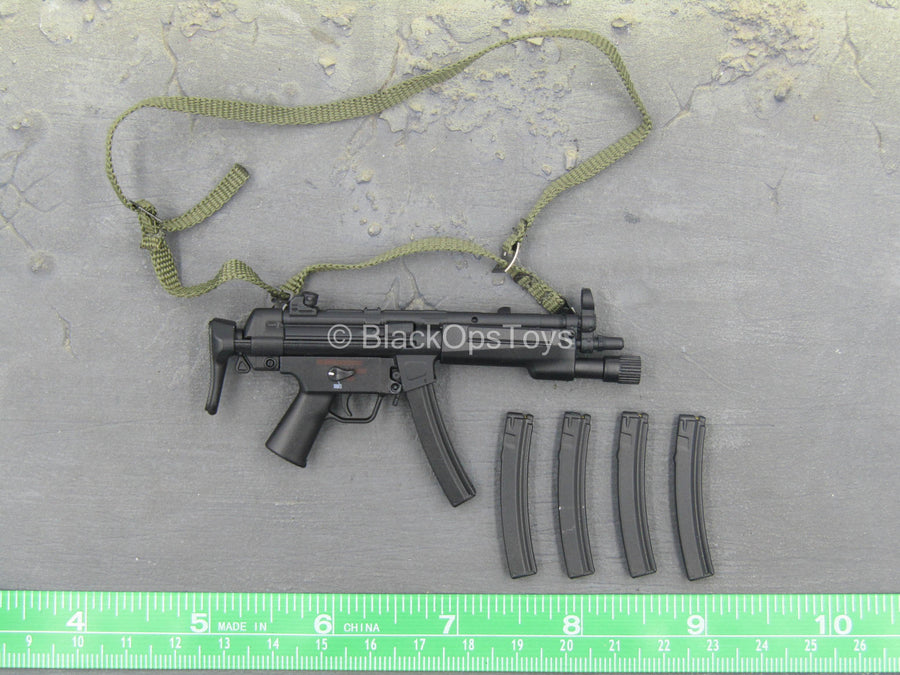 Speed - LAPD SWAT - MP5 Sub Machine Gun w/Sling