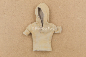 1/12 - Iron Mask - Maxwell - Weathered Tan Short Sleeved Hoodie