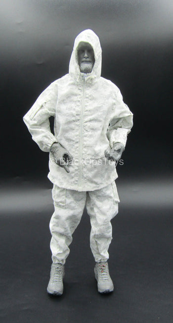 NSW Winter Warfare Gunner - White AOR1 Winter Uniform Set