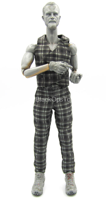 The Laughter 2.0 - Plaid Design Uniform Set