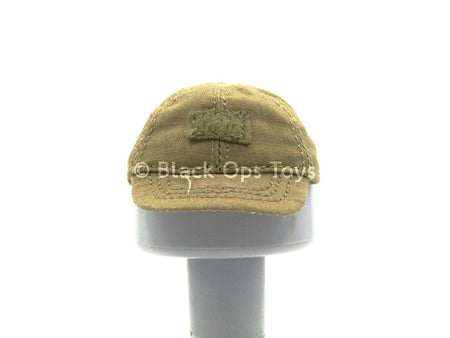 Female Shooter - Coyote Tan - Combat Cap
