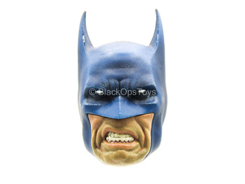 Batman - Male Head Sculpt (Snarl)