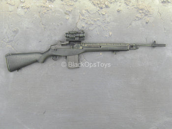 Special Force - Mountain Sniper - M14 Rifle w/ACOG Scope